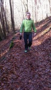 Das erste mal nach sechs Monaten im Wald