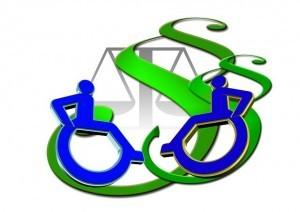 Mit Handicap verloren im Paragraphendschungel