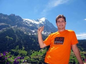 Trailrunning am Eiger