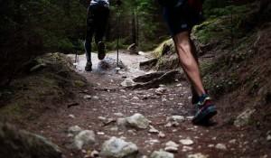 Koordination beim Trailrunning