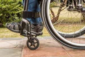 Mein treuer Begleiter in der Reha, der Rollstuhl
