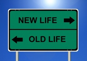 New Life - Old Life