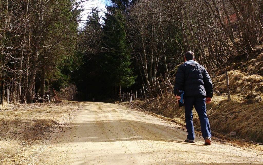 Bewusst Gehen lernen