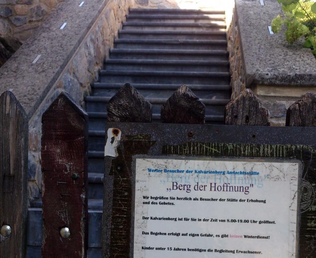Der Kalvarienberg in Graz