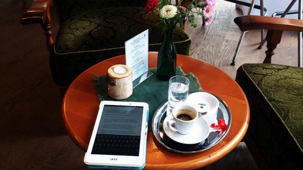 Blog schreiben über die Erahrungen mit dem Hirnabszess