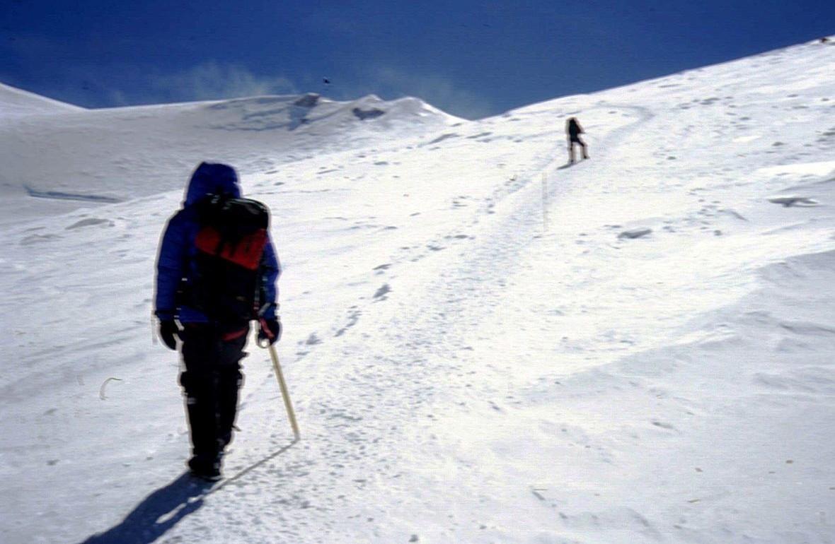 Schritt für Schritt auf den Gipfel des Denali