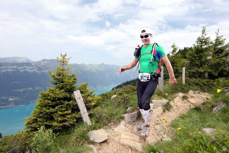 Eiger Ultra Trail 2014, Jörg Krasser