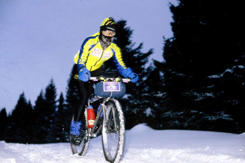 Iditasport Race Alaska