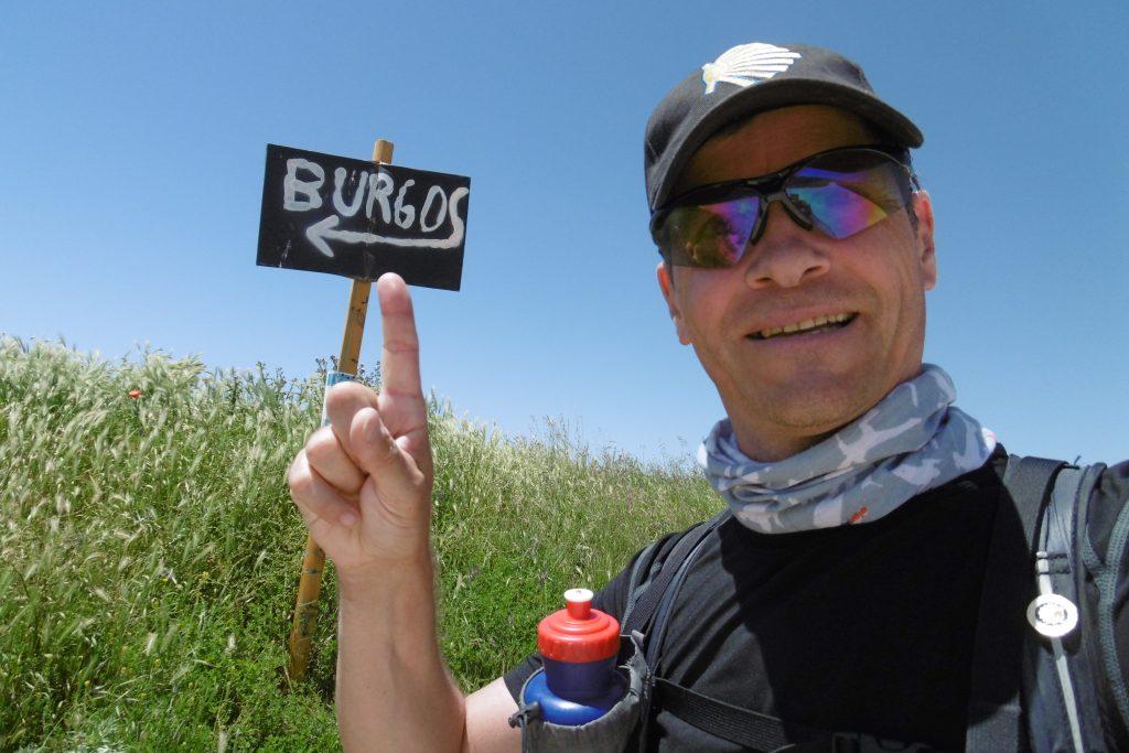Next Exit - Burgos!