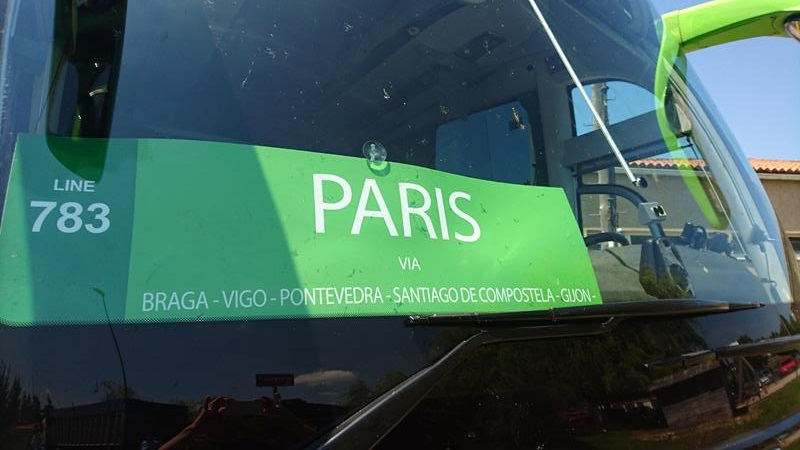 über Paris