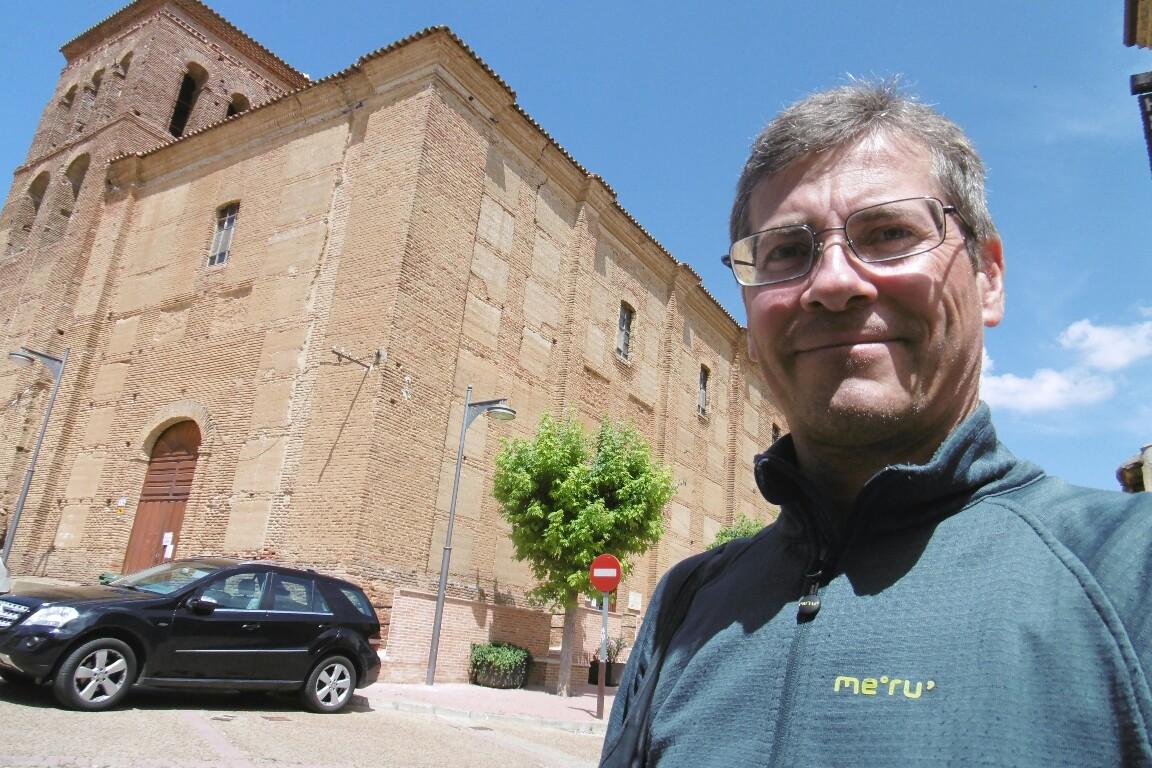 Kloster als Pilgerherberge