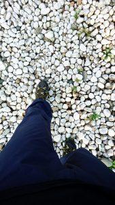 Intensivarbeit Gehen lernen