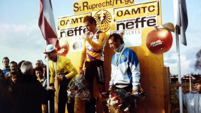 Steirische Radquerfeldeinmeisterschaft 1991