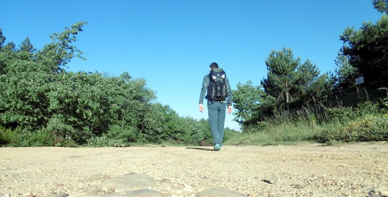 Achtsamkeit beim Gehen