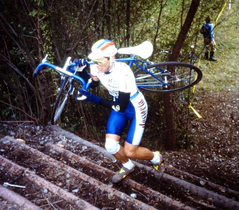Radrennen, Querfeldein
