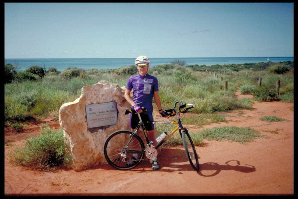 Australian Bike Challenge 1992