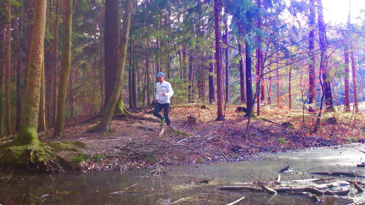 Trailrunning in den Bergen und Wäldern, Über mich