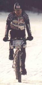 Iditabike 1997, Extrem Radsport
