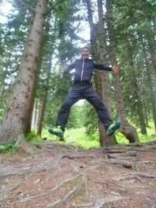 Freude und Spaß im Trailrunning