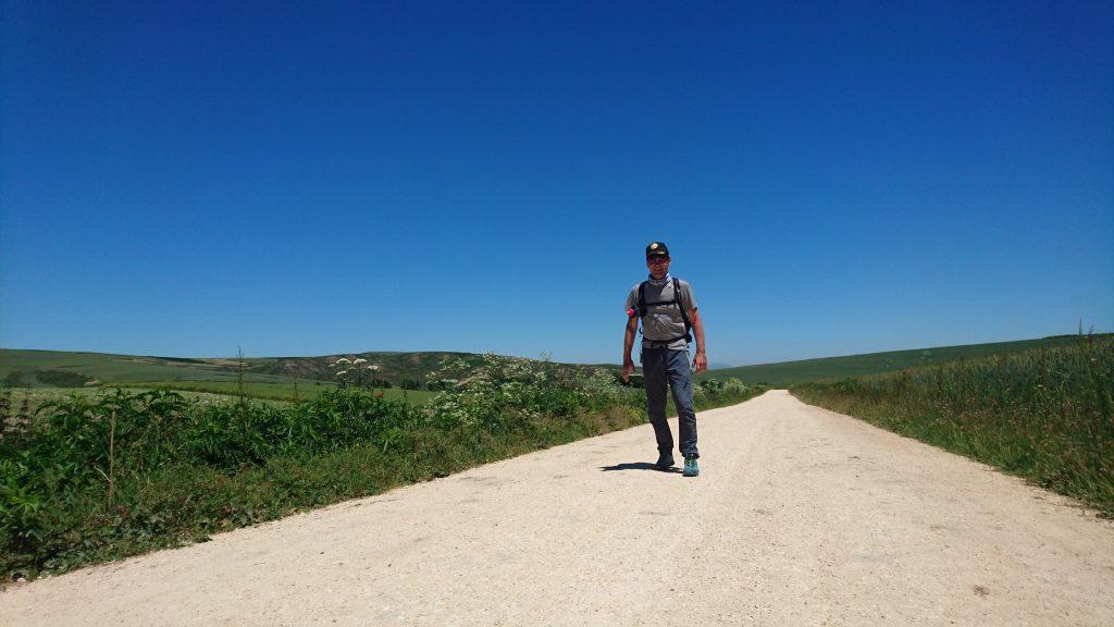 Camino Frances gehen lernen