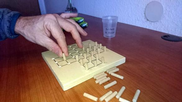 Therapie für die Finger