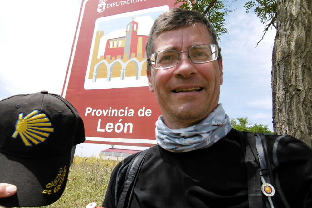 Am Jakobsweg vor León