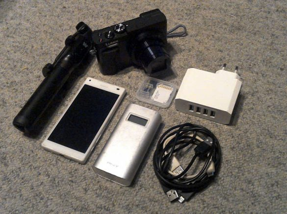 Elektronisches Equipment