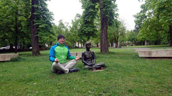 Meditieren am Sonntag in Graz