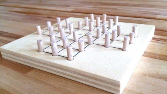 Spiel bauen vorm Schreiben