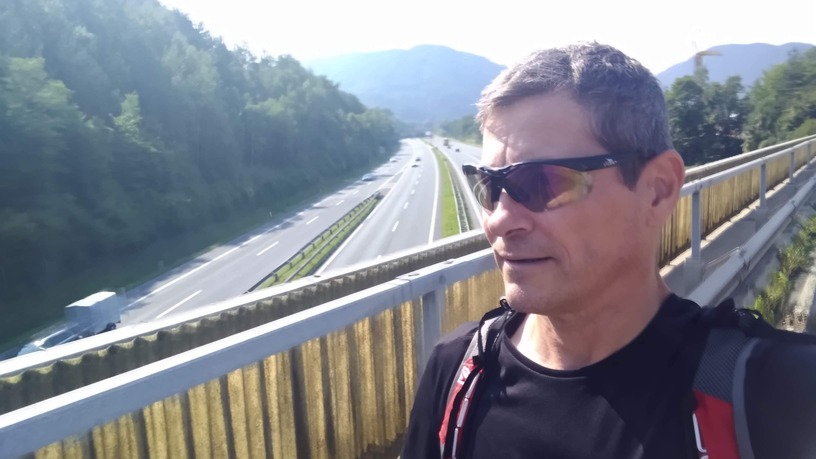 Unterwegs auf Pilgertour nach Frohnleiten