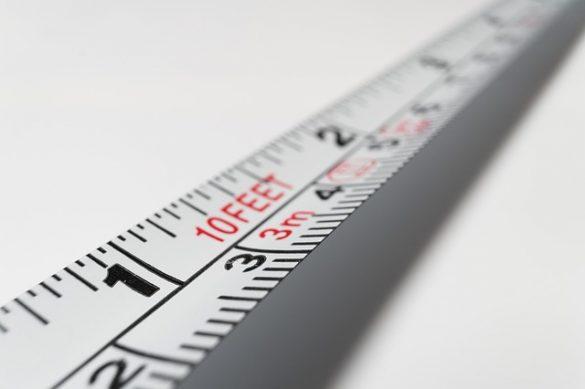 Zentimeter um Zentimeter Gehen lernen