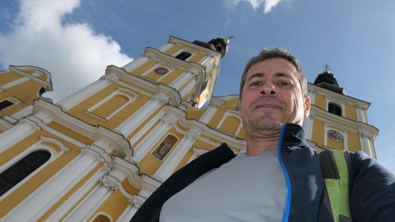 Basilika Mariatrost und Ich