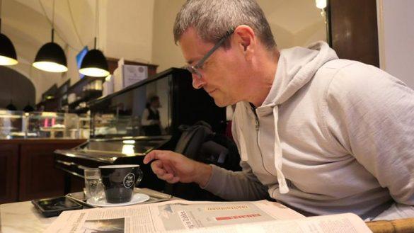Wiener Cafe, ein Schritt ins Leben