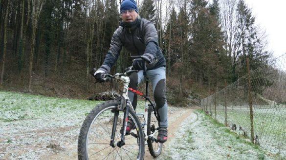 Radfahren gegen Muskelschwäche