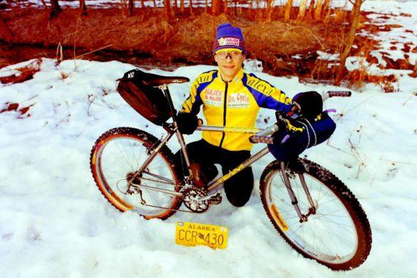 Alaska Iditasport Race bei -35 Grad