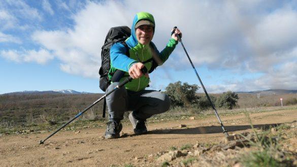 Glücklichsein am Camino