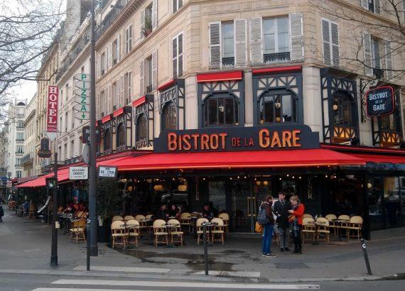 Paris, wie daheim