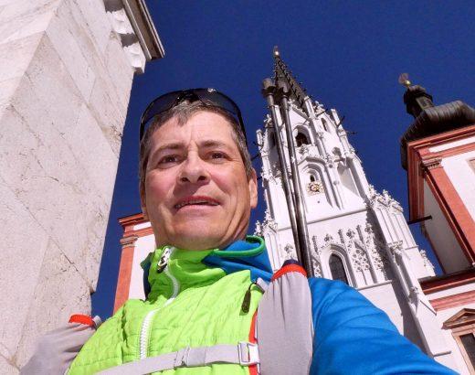 Ich in Mariazell