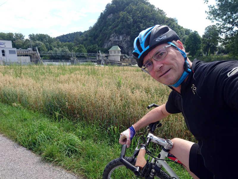 Radfahren in der Umgebung