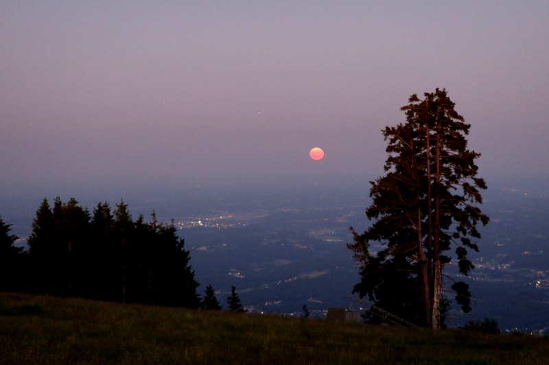 Biwaknacht in der Natur am Schöckl
