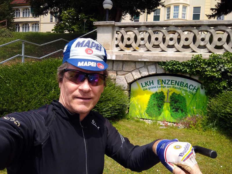 Mit dem Rad nach Enzenbach