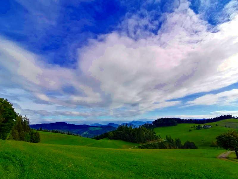 Die Natur der Steiermark