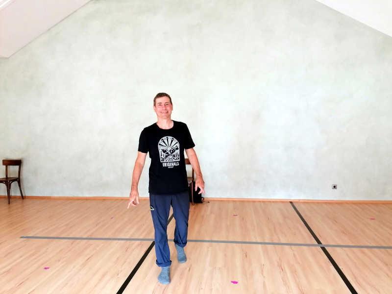 Therapeutisches Tanzen als Reha-Training