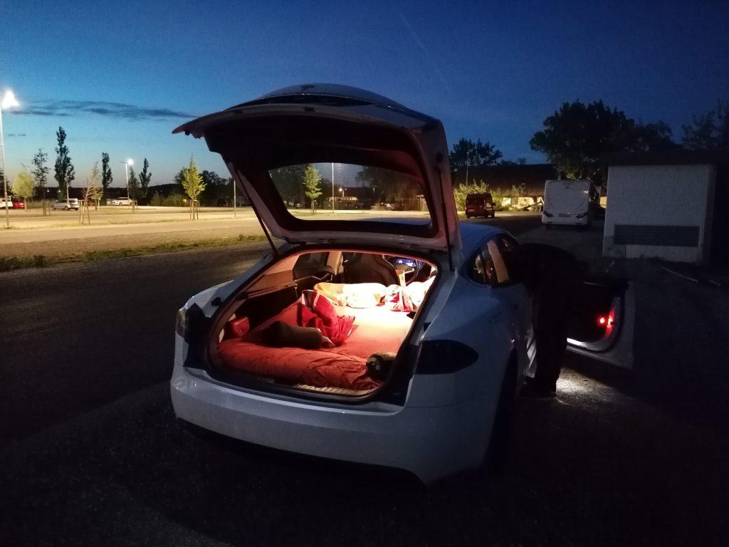 Tesla-Pilgern